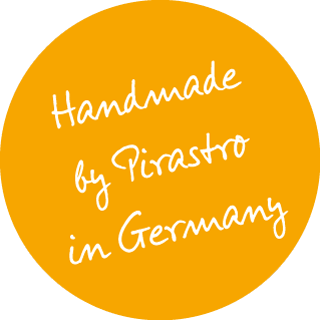 Handmade by Pirastro in Germany